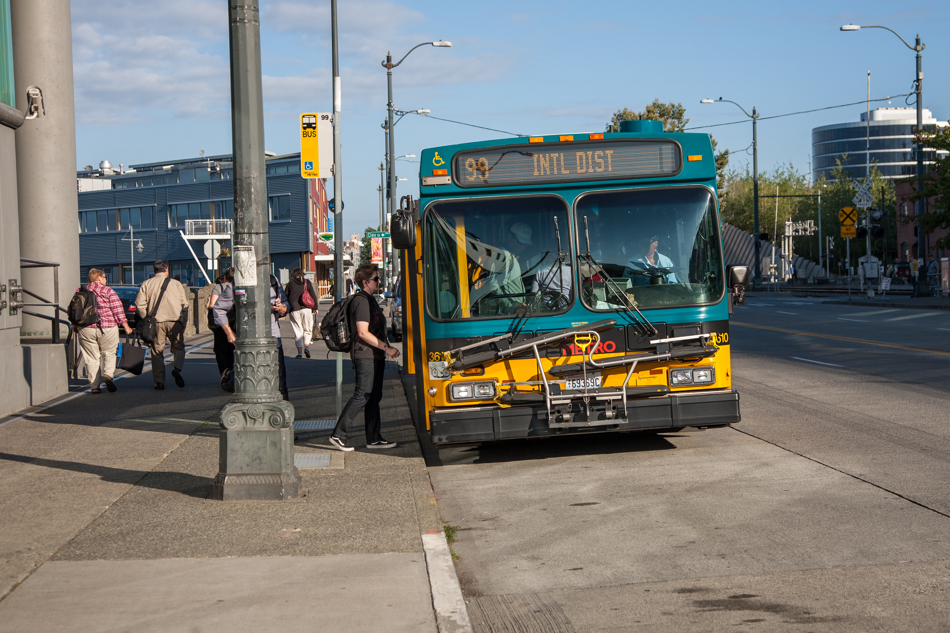 Alaskan Way Bus Stops To Close Long Term Service Revisions During Seawall Project Metro Matters